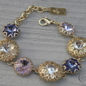 24 K gold Filigree Bracelet